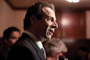 New York state Gov. Andrew Cuomo channeled Sen. Bernie Sanders (D-Vt.) by creating a free college tuition program in the state.