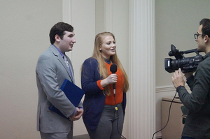 In an interview with The Daily Orange, Joyce LaLonde reflected on her term as Student Association vice president.