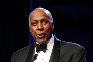 Vernon Jordan — a prominent civil rights activist, attorney and business executive — will deliver Syracuse University's 2017 commencement address.