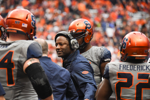 Syracuse football head coach Dino Babers will have Luke Erickson, a 2017 running back, intending to walk-on this fall.