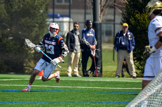 Stephen Rehfuss had two assists on the day.